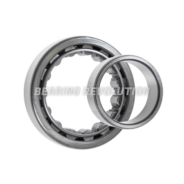 Urb NU324 EM C3 Cylindrical Roller Bearing Removable Inner Ring
