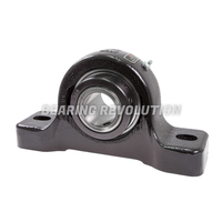 PU 332, Linkbelt-Rexnord Ball Bearing Pillow Block Unit with a 2 inch bore.