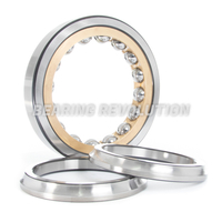 QJ 217 C3, Four-Point Contact Ball Bearing with a 85mm bore - Premium Range