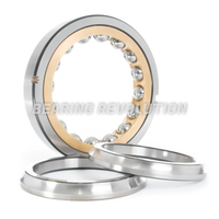QJ 218 N2, Four-Point Contact Ball Bearing with a 90mm bore - Premium Range