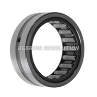 Needle Roller Bearings with Machined Rings with Flanges