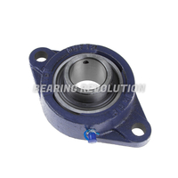 SFT 15, 'Premium' Oval Flange unit with a 15mm bore.