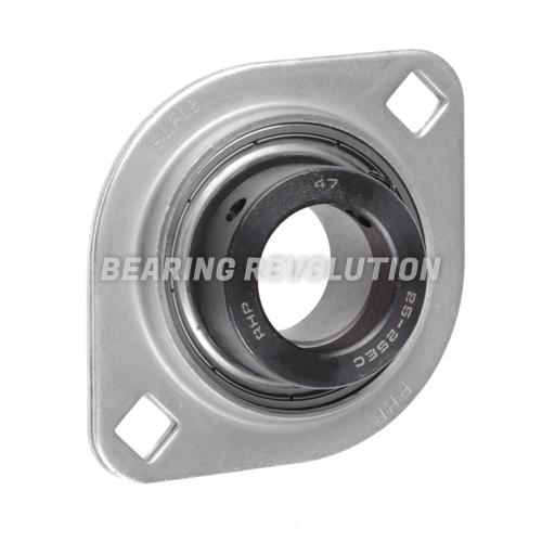 LPB17 17mm Pressed Steel Pillow Block Bearing