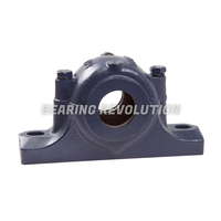 Split Pillow Block Housings for Adaptor Sleeve Mounting