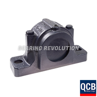 SNH 509, Split Pillow Block Housing for Adaptor Sleeve Mounting - Select Range